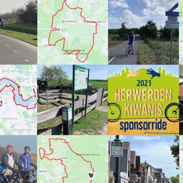 Herwerden-Kiwanis Sponsorride
